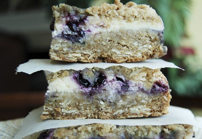 Blueberry Lemon Cream Bars....Yikers Delicious!!!  #Blueberry #Lemon #Recipe