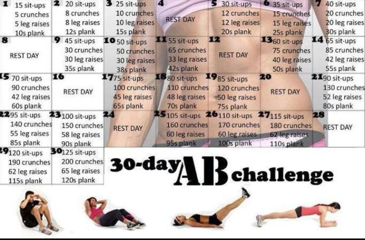 30 day ab challenge #30 #day #ab #challenge