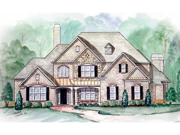 Best 25 two story houses ideas on pinterest nice houses for Two story french country house plans