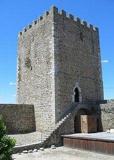 Mértola Castle, Portugal