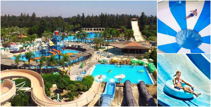 Europe's Best Water Parks Fasouri Cyprus