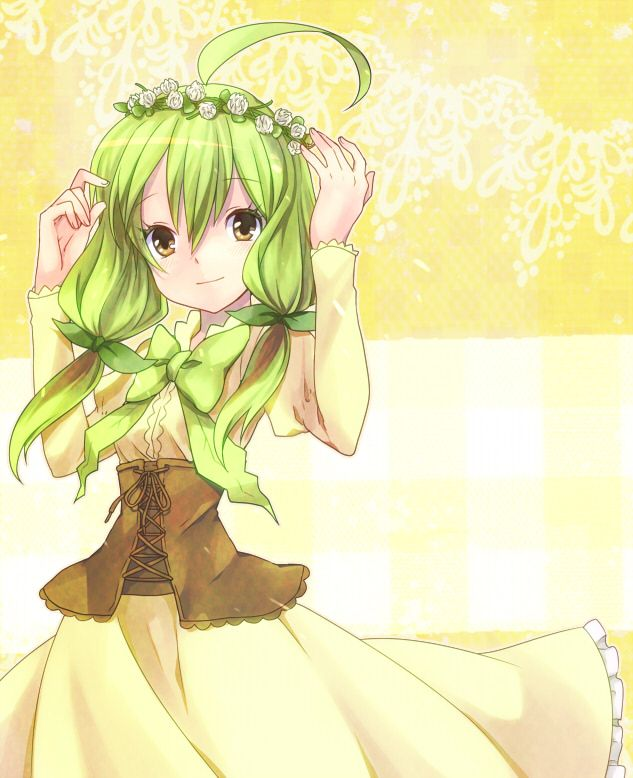 Leafeon gijinka so cuu...