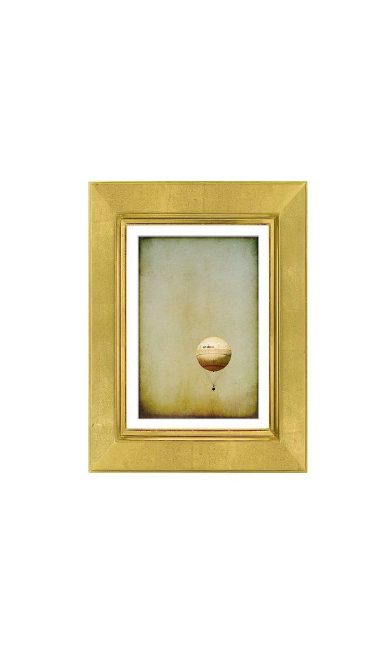 Surreal photography BALLOON  vintage art abstract by MagicSky, Kč129.00