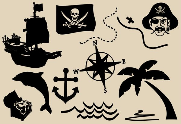 Pirate Adventure Design Pack