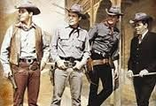 Laredo TV series, starring Neville Brand, Peter Brown, William Smith, and Phillip Carey