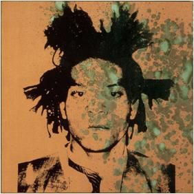 self portrait-Jean-Michel Basquiat