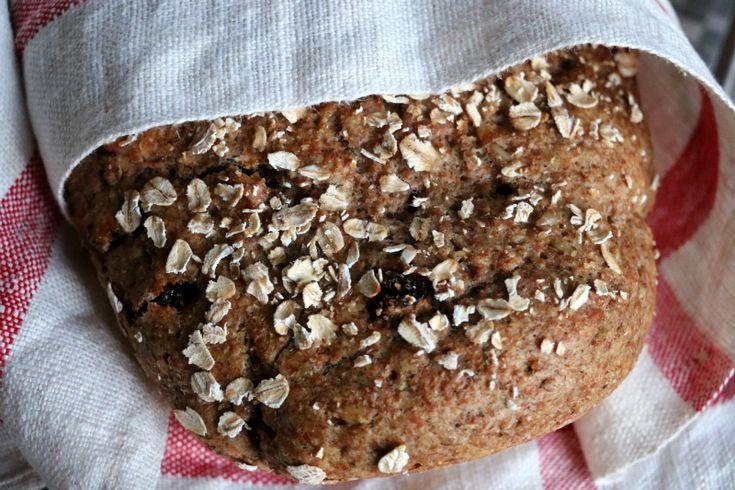 Bröd i lergryta - Bland skog och hav