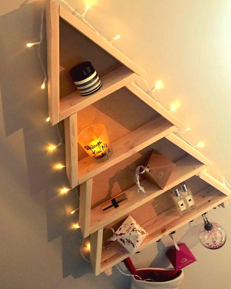 The Best Tree Shelf Ideas On Pinterest Tree Bookshelf - Fallen branch is repurposed to create beautifully unconventional shelf