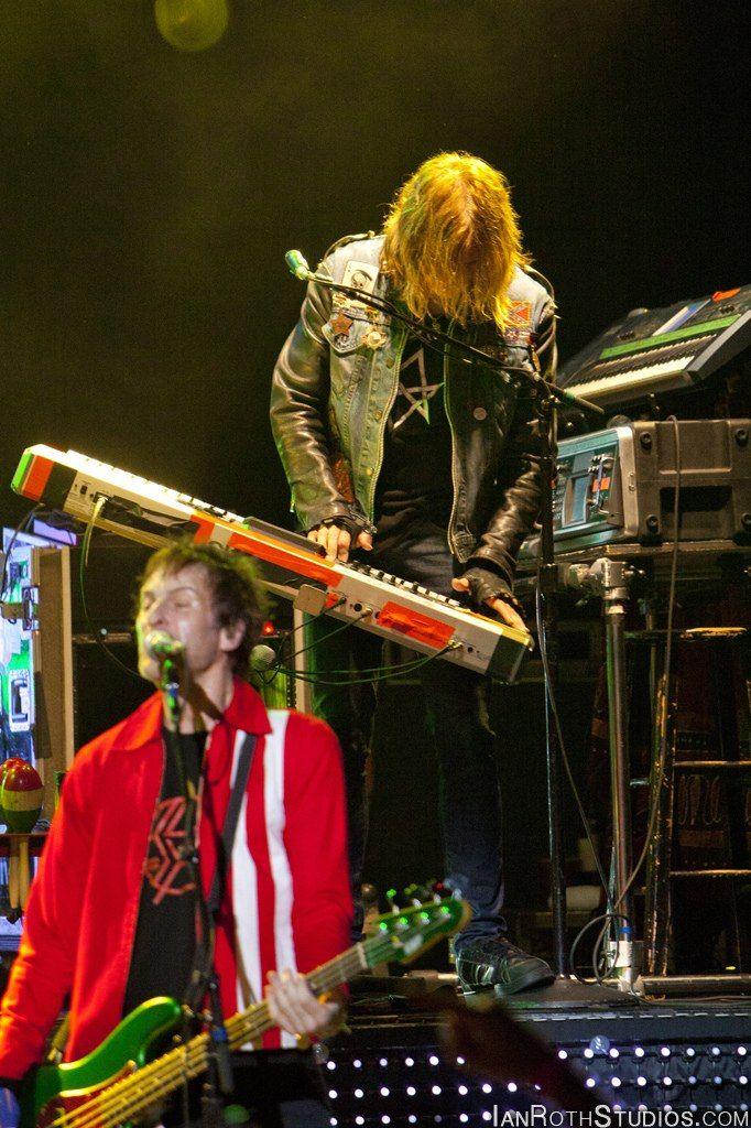 Guns N' Roses - Tommy Stinson & Chris Pitman