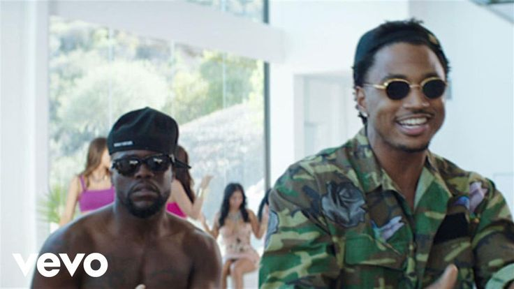 Kevin Chocolate Droppa Hart  Push It On Me ft. Trey Songz