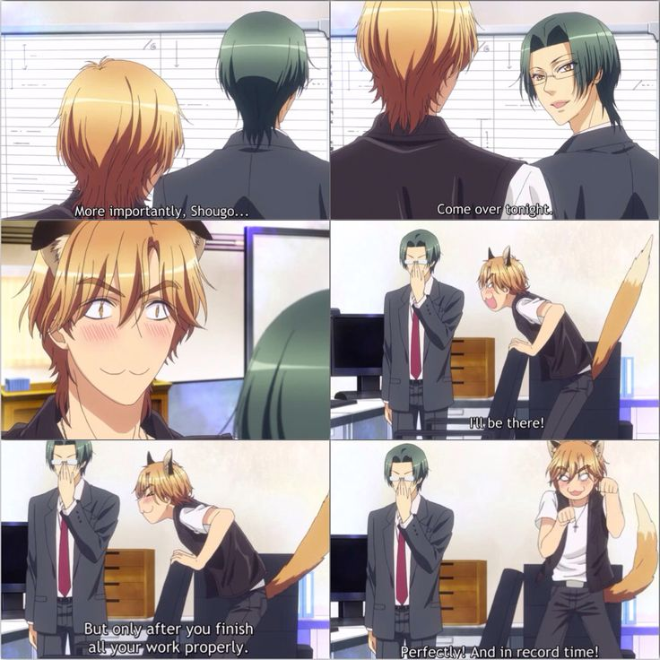 Rei x Shougo #LoveStage!! [[ Collage by @anime_obsession_ ]] Episode 10