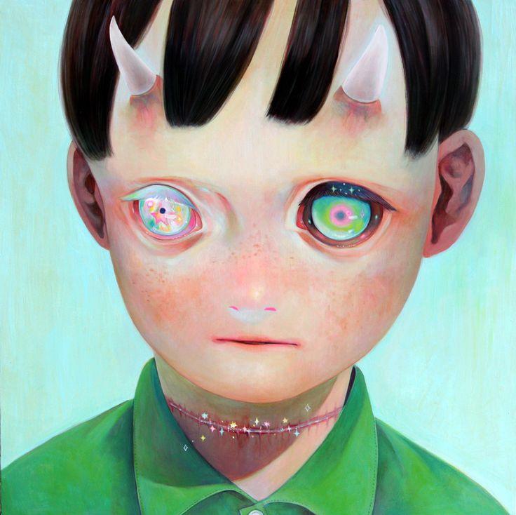 Hikari Shimoda -artworks responding to Japanese earthquake