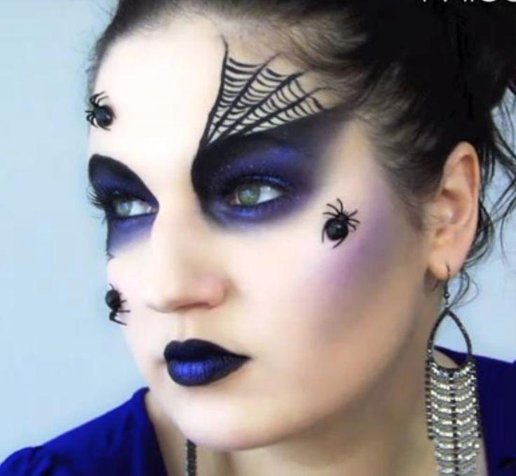glamorous halloween makeup - Google Search