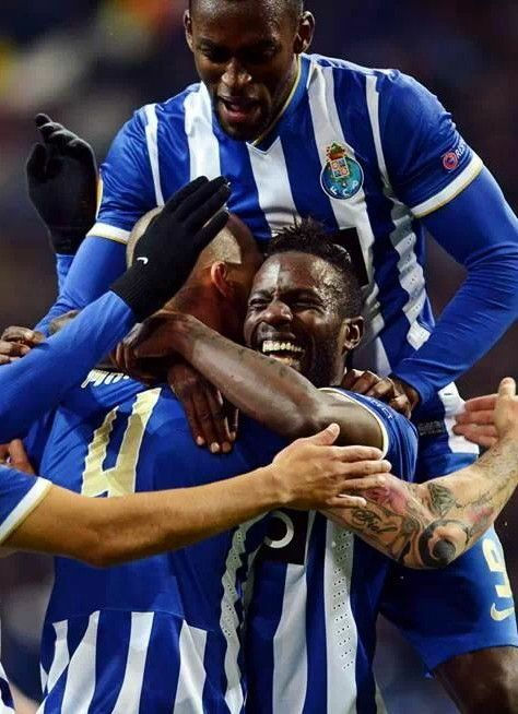 Dragon felling | FCPorto