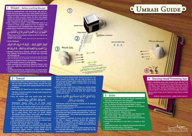 Hajj & Umrah Guide - http://blog.marhabatours.co.uk