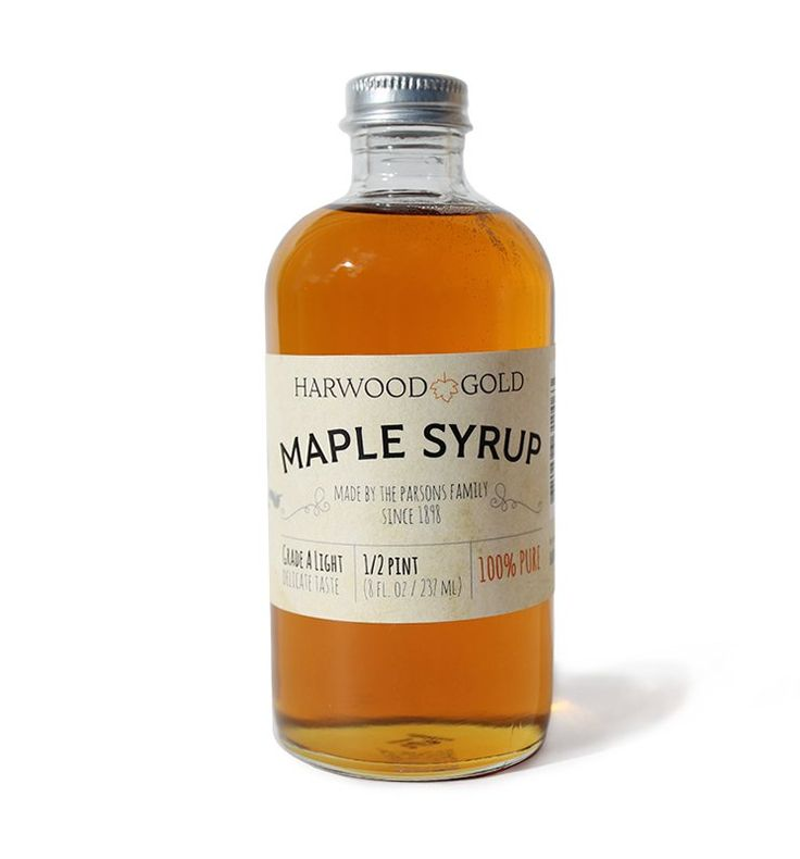 Michigan Maple Syrup | Harwood Gold