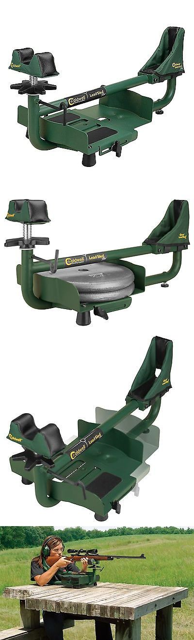 Benches and Rests 177887: Caldwell Lead Sled Plus Recoil Reducing Rifle Rest -> BUY IT NOW ONLY: $114.92 on eBay!