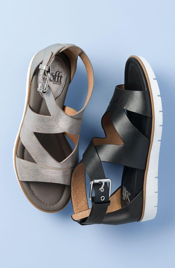 COMFORT/WALKING_Söfft 'Mirabelle' Sport Sandal (Women)