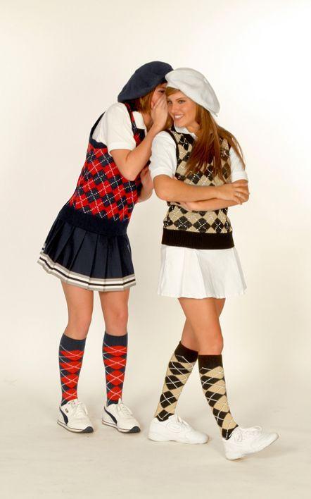 Golf girls costume    Golf hat costume