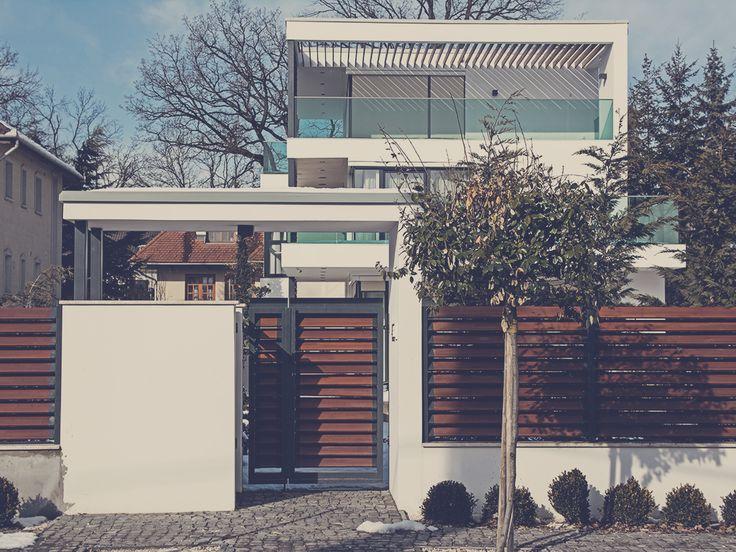 Adyliget - Family House   Budapest, Hungary
