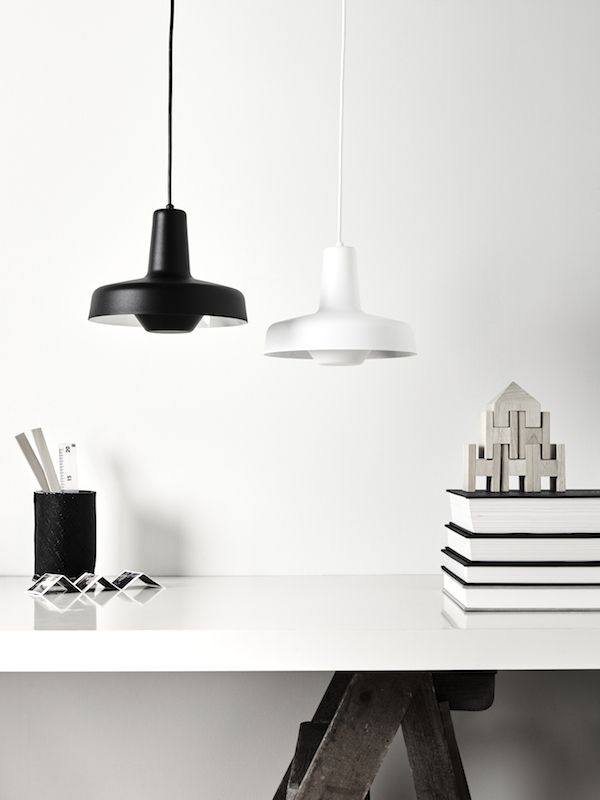 Arigato is a series of lamps by the designers of studio Grupa: Via vosgesparis.com