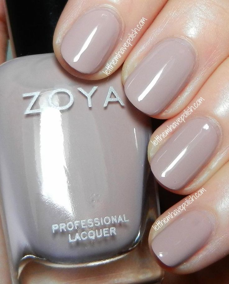 Zoya Naturel Collection Swatches- Rue @Zoya Nail Polish