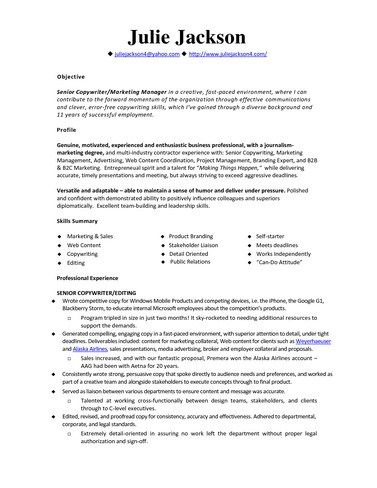8 best Resume Samples images on Pinterest Monsters, Resume - broadcast journalism resume