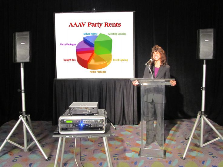 Conference Rental Package and Meeting Services