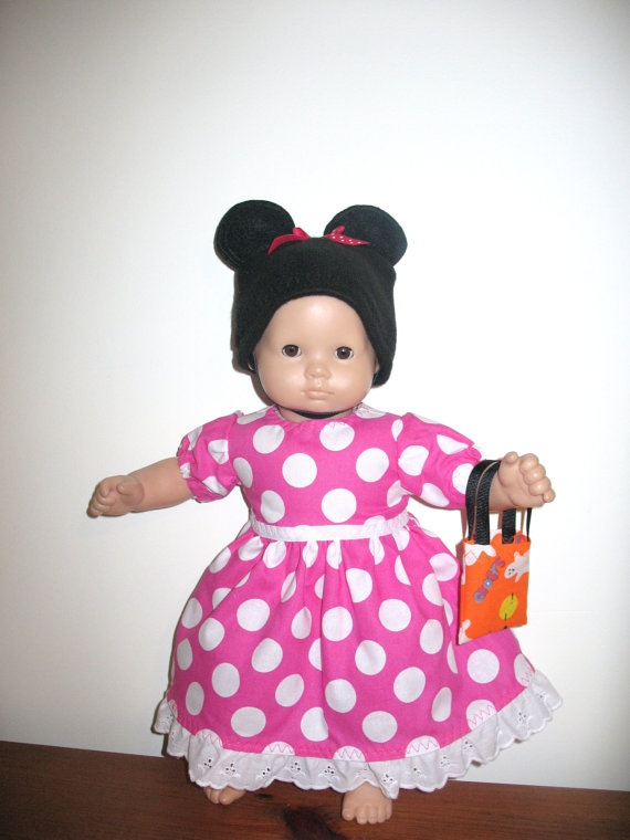 Doll Clothes for American Girl Bitty Baby or Bitty Twin ...