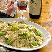Summer Linguine Recipe at Cooking.com