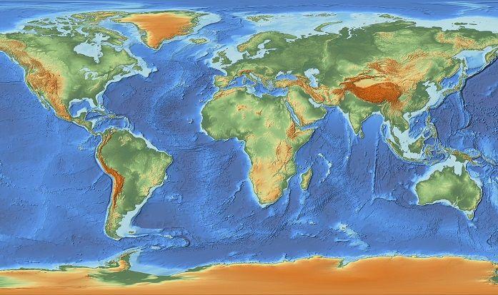 15 world map wallpaper - photo #35