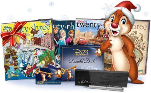 D23 membership, Disney's official fan club ~ A great gift for #Disney fans #D23