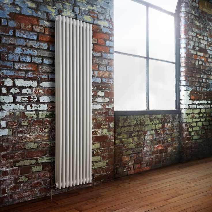 Milano Windsor - Traditional White 3 Column Radiator 1800mm x 473mm (Vertical) - White Column Radiators - Traditional Column Radiators - Radiators