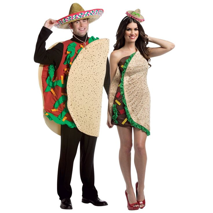 taco couples costume for adults - Best Halloween Costumes Female