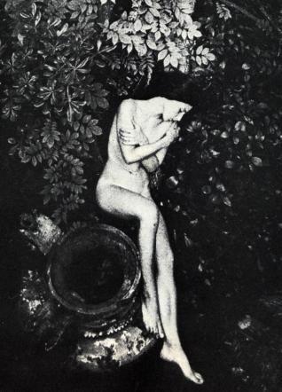 Una de las fotografías de la exposición de Ribas i Prous.