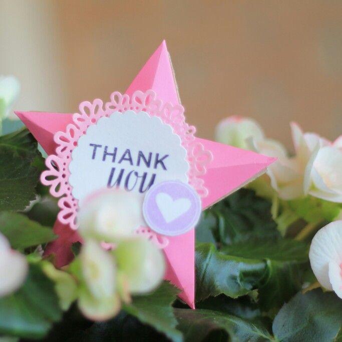 Tag per vaso da fiori con messaggio personalizzabile