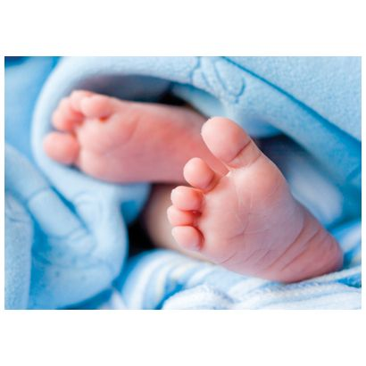 Baby Feet #postcards