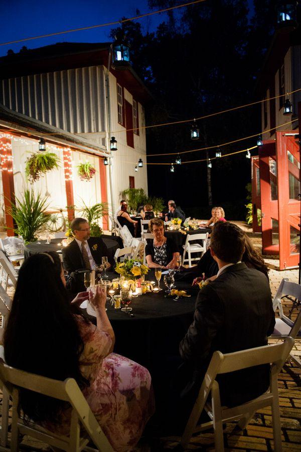 stunning outdoor wedding venue in northern virginia from