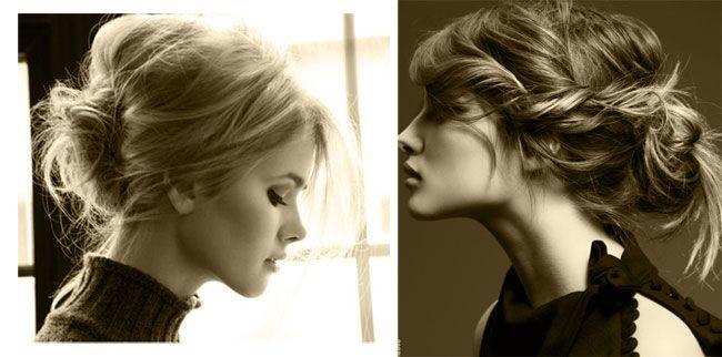 Per Natale e Capodanno 2015-2016, acconciature con capelli raccolti, come nel caso dello chignon, fanno sicuramente la differenza!   Chi di solito non dà molta importanza ai capelli e s...