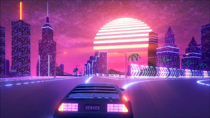 Night Vision - Do It All Over Again   Vaporwave aesthetic ...