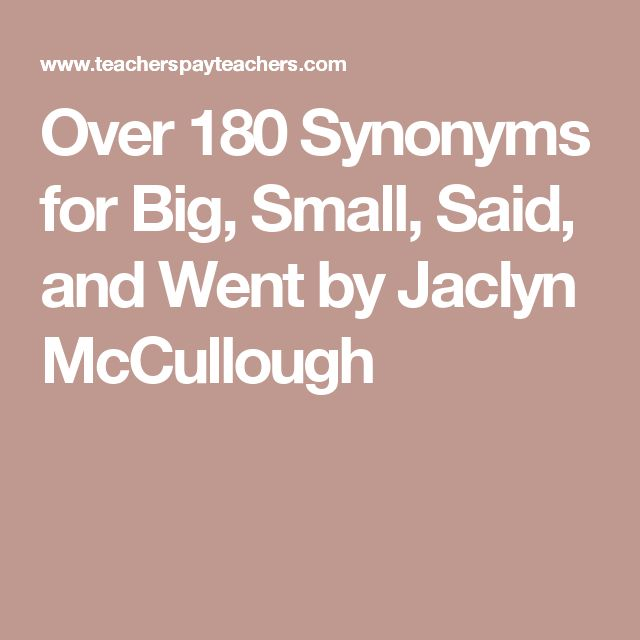 17 best ideas about said synonyms on pinterest ways for Small room synonym