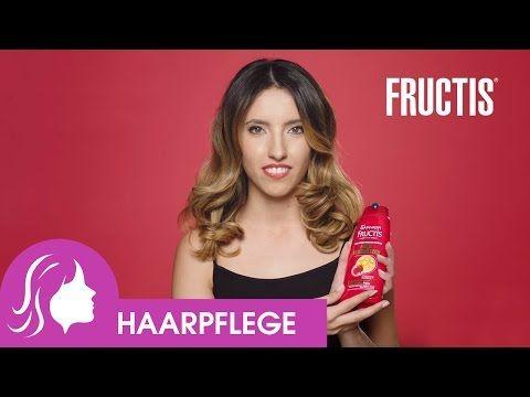 Pflegetipps für gefärbtes Haar – Tutorial mit SofiaBeautyCafe | Garnier Fruc…
