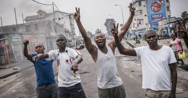 20161229 #RDC A Kinshasa, siffler la fin du mandat de Kabila, au péril de sa vie