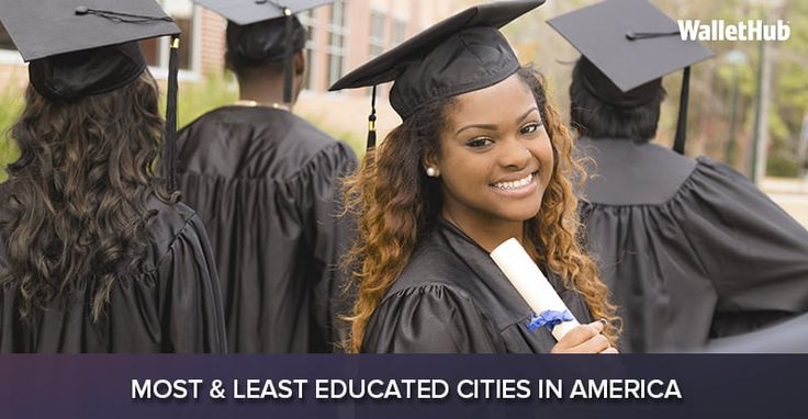 WalletHub names Durham-Chapel Hill 4th in rank of 2017's Most Educated Cities in America!