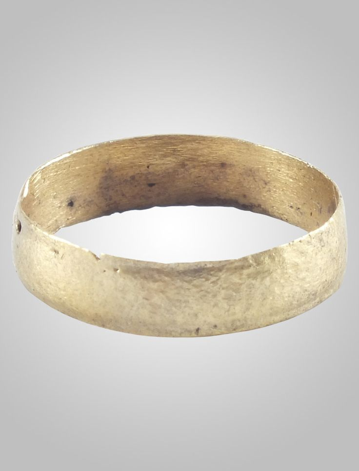 Ancient Viking ring C.866-1067A.D. Size 7 3/4 (17.8mm)