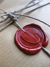 .Seals Wax, Heart Wax, Wax Heart, Heart Seals, Heart Stamps, Gift Wraps, Wax Seals, Wraps Gift, Letters