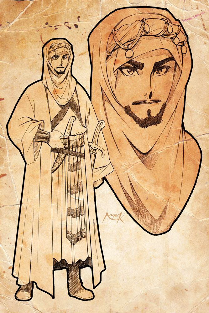 An Ancient Arab... by Nayzak.deviantart.com on @DeviantArt ...
