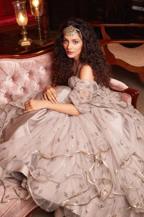 Saiyami Kher Looks Stunning In This Bridal Avatar