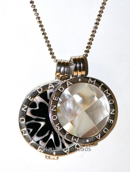Mi moneda. Stunning necklace. Perfect gift for the woman in your life. Peoplespottery.com