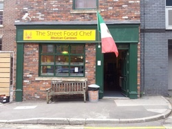 Street Food Chef canteen (Sheffield)